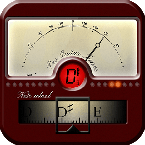 Pro Guitar Tuner para Android