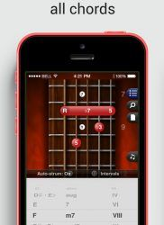 Todos los acordes GuitarToolKit iphone