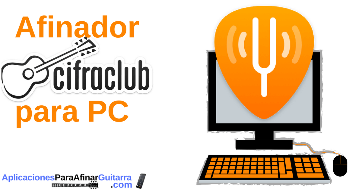 descargar afinador cifra club para pc